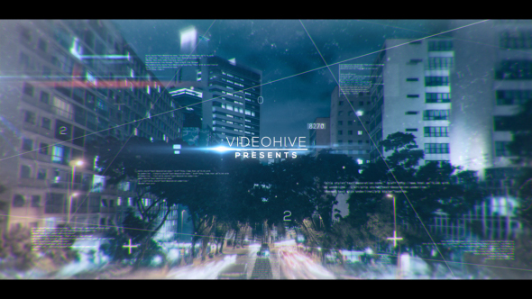 VideoHive Digital Cinematic Parallax Opener and Slideshow 19291350