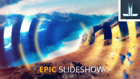 VideoHive Epic Slideshow 19291370