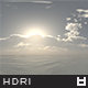 High Resolution Sky HDRi Map 009