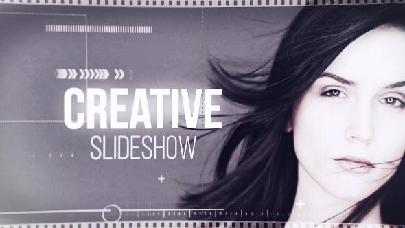VideoHive Creative Slideshow 19291778