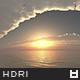 High Resolution Sky HDRi Map 010