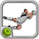 White Soccer Player Goalkeeper (CG)