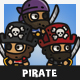 Tiny Style Pirate