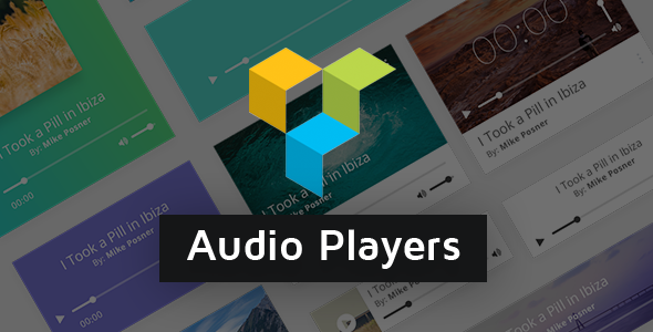 Audio Players Addons for Visual Composer WordPress Plugin (Add-ons) images