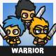 Tiny Style Warrior