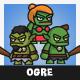 Tiny Style Ogre