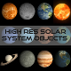 HD Solar System Pack