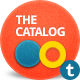 The Catalog Tumblr Theme