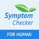 Human Symptom Checker PHP Script