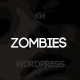 Zombies - Illustrated/Animated Coming Soon Plugin