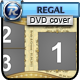 Regal Wedding DVD Cover - GraphicRiver Item for Sale