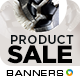 Product Sale Banners