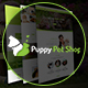 Petshop -  Pet Shop, Veterinary Template