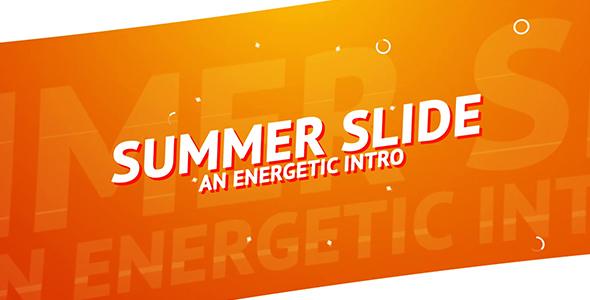 VideoHive Summer Slide 19294337