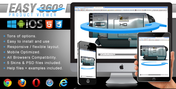 Download Easy 360° Product Viewer nulled download