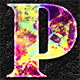Flaring Decadent Paint Text Effects V1