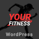 YourFitness — Sport Blog, Fitness Club, Gym WordPress Theme