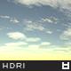High Resolution Sky HDRi Map 012