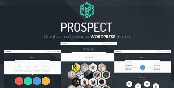 Download Prospect - Creative Multipurpose WordPress Theme nulled download