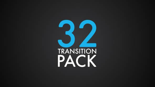 VideoHive Transitions Pack 19296000