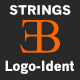 Arabic Strings Logo