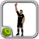White Soccer Referee CG