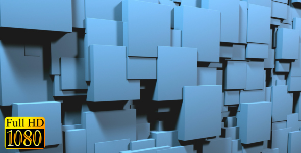 VideoHive Wall Abstract 19297222