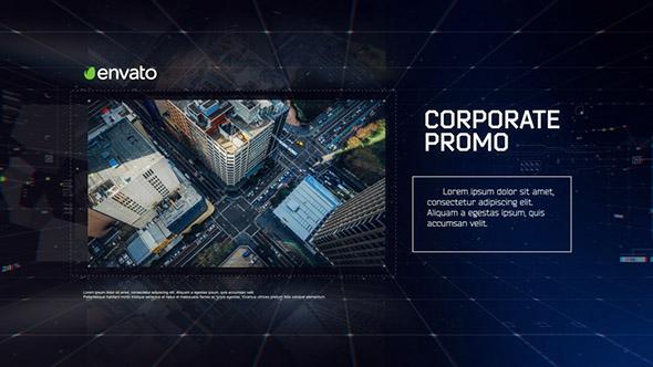 VideoHive Corporate Promo 19297237