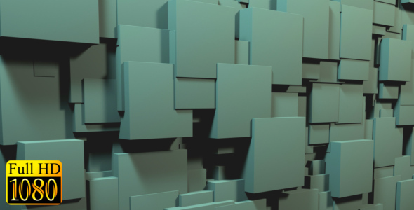 VideoHive Wall Abstract 19297280