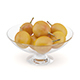 Granadilla in Glass Bowl