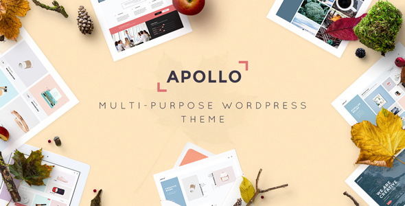 Download Apollo - Responsive Multi-Purpose WordPress Theme nulled download