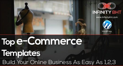 Top e-Commerce Templates - WP Themes