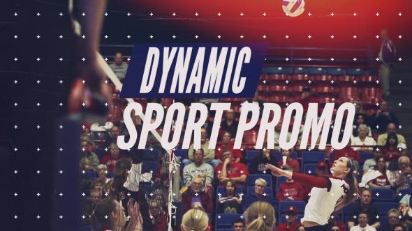VideoHive Dynamic Sport Promo 19297910