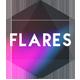 70 Optical Flares Backgrounds