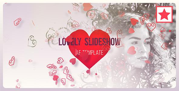 VideoHive Lovely Slideshow 3 19298395