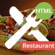 Amaezi - Responsive Restaurant HTML Template
