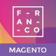 Franco - Elegant Magento 2 and 1 Theme