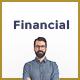 Financial - Clean Business WordPress Theme