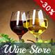 Wine Store - Responsive Prestashop Theme