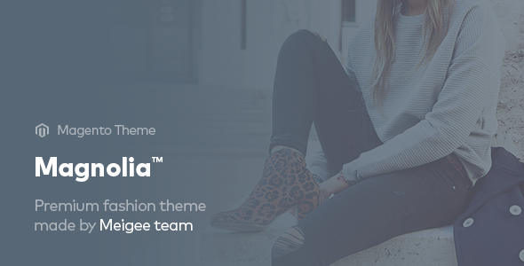 Download Magnolia - Fashion Magento Theme nulled download