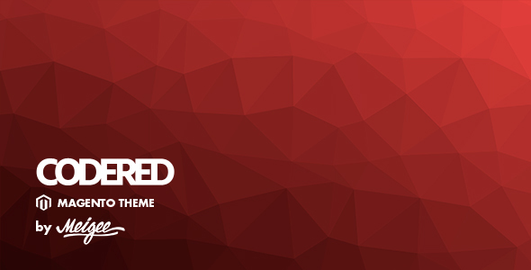 Download Codered - Responsive Magento Theme nulled download