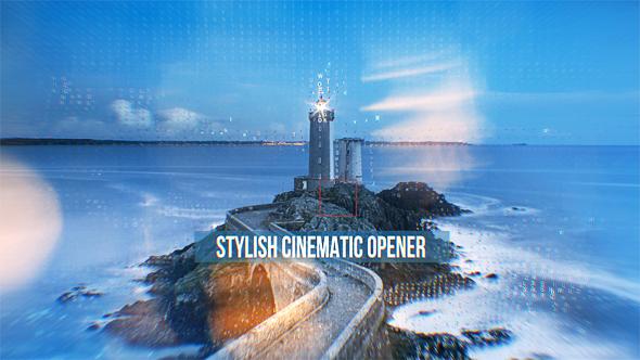 VideoHive Stylish Cinematic Opener 19300035