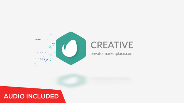 VideoHive Particles Logo 19297992