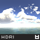 High Resolution Sky HDRi Map 014