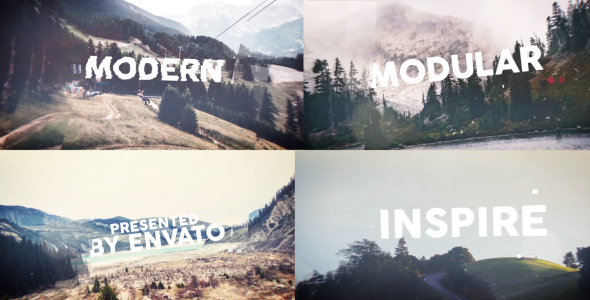 VideoHive Dynamic Typography Opener 19301629