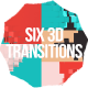 Six 3d Transitions