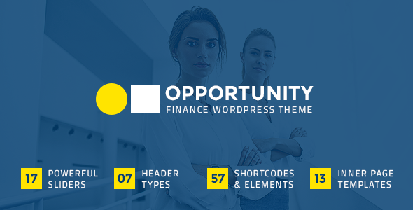 Download Opportunity – A Corporate & Business WP Theme nulled download
