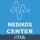 MediKos Center - Medical and Health HTML Landing Template