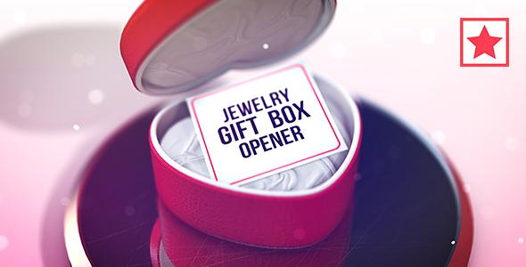 VideoHive Jewelry Gift Box Opener 1 19303222
