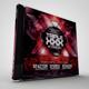 Triple XXX CD/DVD Template